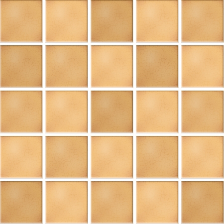 tapet: Vector brown tile wall