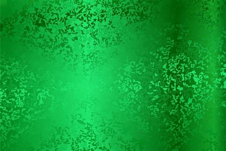 Vector green texture