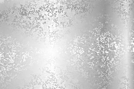 Vector zilver textuur
