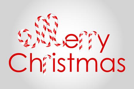 Vector Merry Christmas background Vector