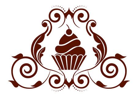 Vector bakery icon