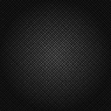 Vector schwarzen Hintergrund mit Muster Standard-Bild - 47904138