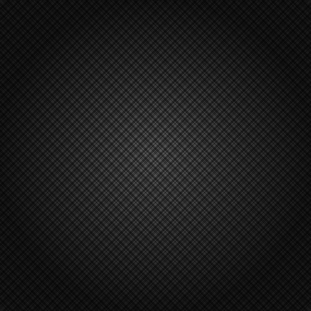 Vector black background with pattern