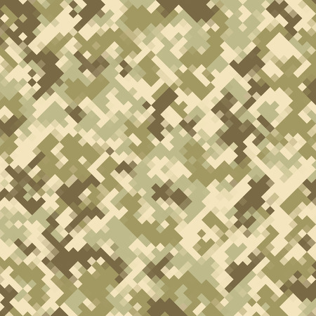 army uniform: Vector camouflage pattern