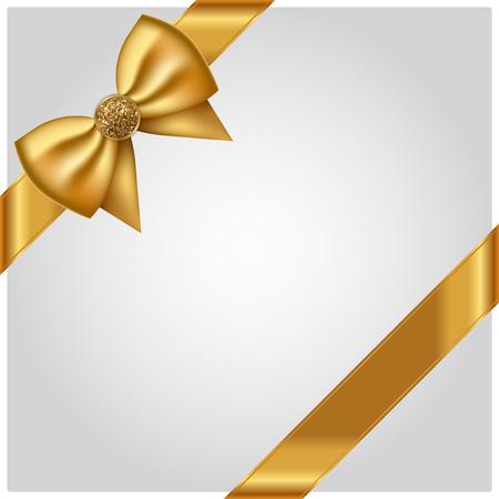 Vector Luxus Hintergrund mit Gold Bug Standard-Bild - 48124561