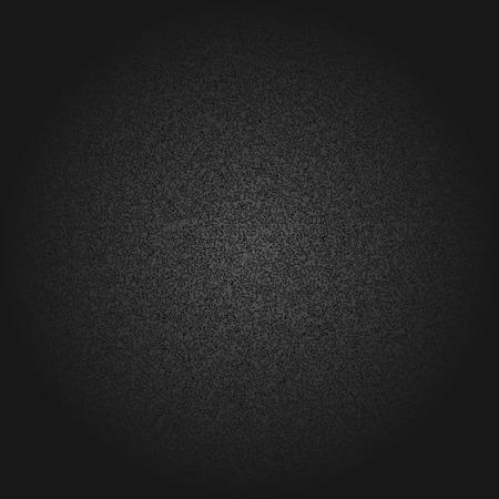 black textured background: Vector black textured background