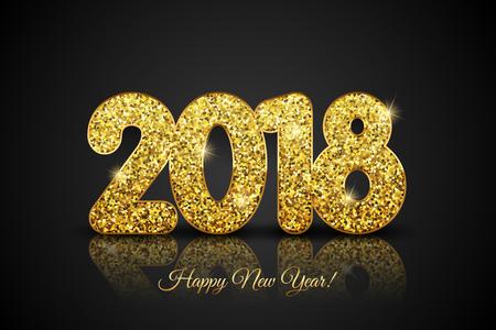 Shiny Happy New Year 2018