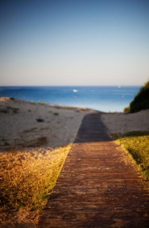 gangway: Gangway to the seaside