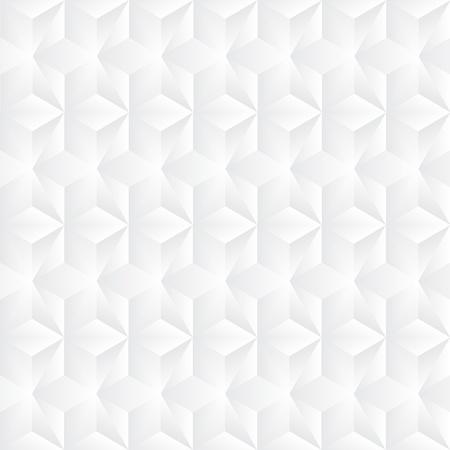 Geometric vector grey pyramids background Ilustração