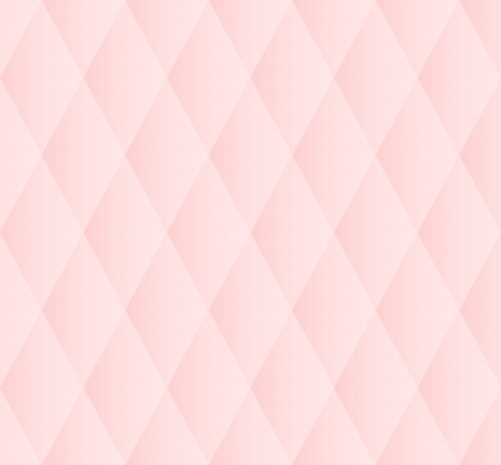 Pink rhombus seamless pattern background Vector