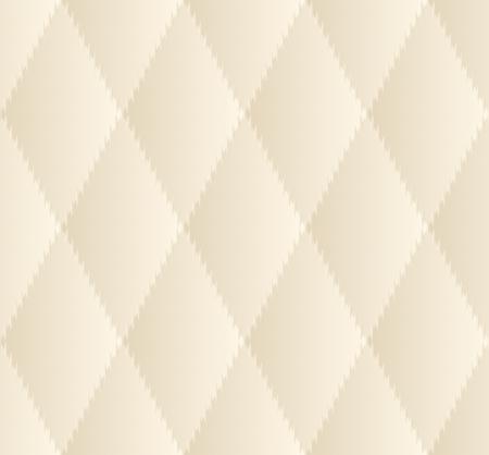 wall: Beige rhombus seamless pattern background Illustration