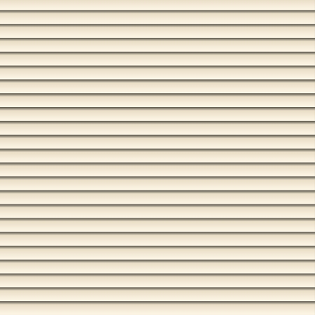 venetian blind: Abstract geometrical seamless pattern with beige boards Illustration
