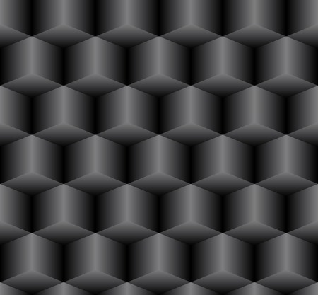 hexagonal pattern: Geometric cubes