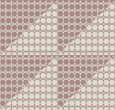 Abstract geometric fashion design print pattern