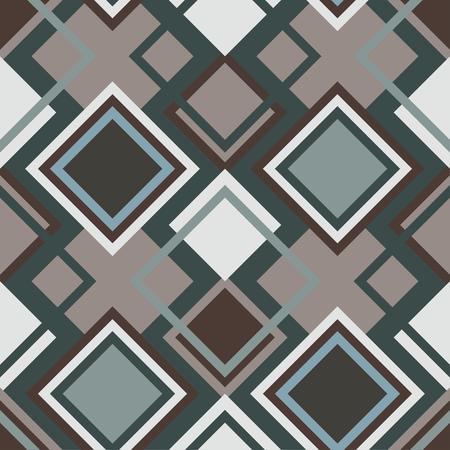 추상 원활한 기하학적 패턴 벡터 일러스트 레이 션.