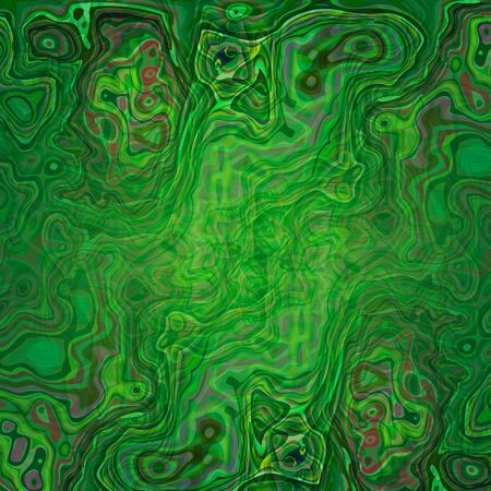 Abstract green background. Vector.