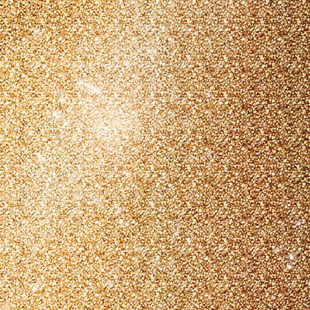 Golden glitter texture. Abstract shiny background.