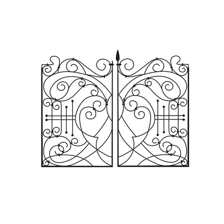 forging: The artistic forging products gate