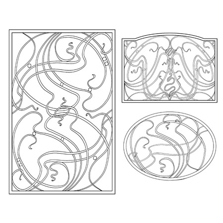 iron door: The artistic forging products lattice Wrought Iron Door, Fence, Window, Grill, Railing design