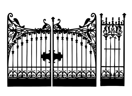 iron: The forged products Iron Gate