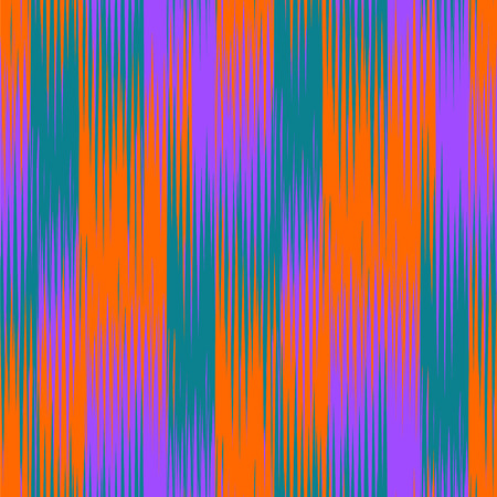 Seamless Tribal Art Ikat Ogee Pattern. Abstract background for textile design,  surface textures, pattern fills or wrapping paper.