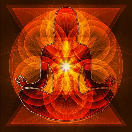 trance: relaxation meditation yoga trance
