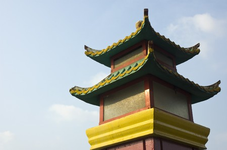 chinese pagoda Stock Photo - 4435747