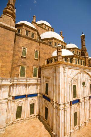 ali:  muhamad ali mosque ,cairo Stock Photo