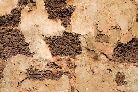 Very old brick for background purpose Stock Photo - 5738788