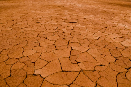 cracked earth for background purpose Stock Photo - 9635753