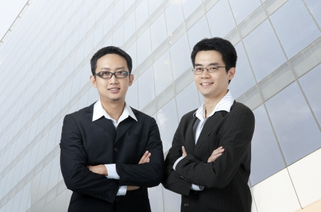 asian business man photo