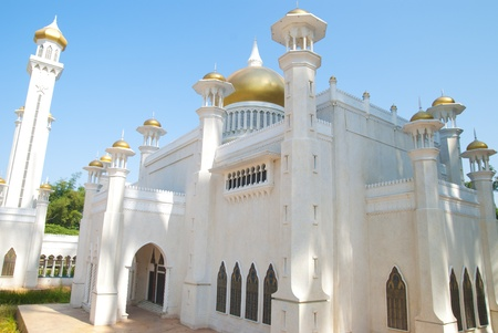 brune: The National Mosque of Brune
