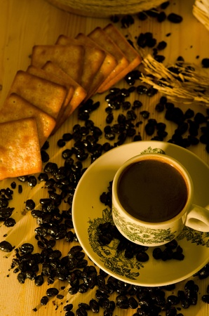 photo of morning asian nanyang coffee breakfast photo