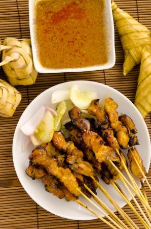 hari raya malay rahmadan food photo