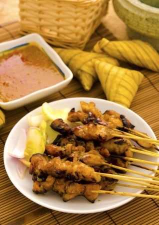 hari raya malay foods photo