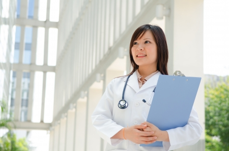 asian medical: asian medical female student