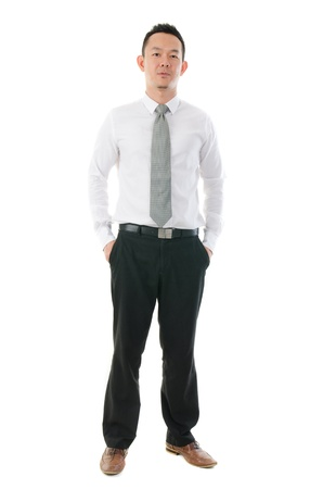 asian business man Stock Photo - 17046530