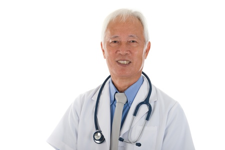 south asian: senior asian medical officer headshot