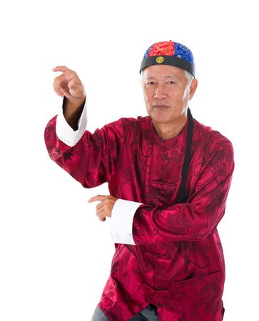 maestro de kung fu Wong Fei Hung photo