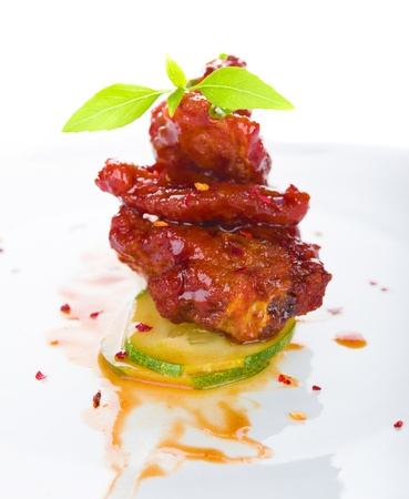 sweet and savoury: chinese spare ribs