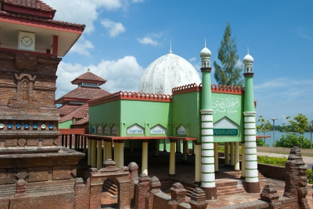 kudus minar, mosque in central java, indonesia Stock Photo - 18879442