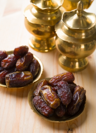 date palm ramadan food also known as kurma. Consumed before fasting break