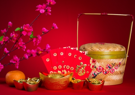 cai: chinese new year decorations,generci chinese character symbolizes gong xi fa cai without copyright infringement