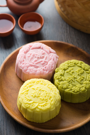 moon cake festival: mooncake festival and mid autumn celebrating