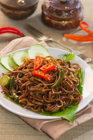 mie noodles: mee goreng