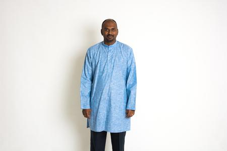 dhoti: Traditional Indian man