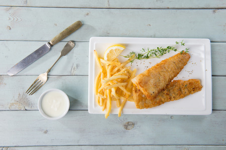 fish: fish and chip