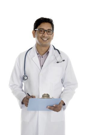 indian male doctor
