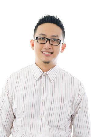 Asian Business männlich Lizenzfreie Bilder