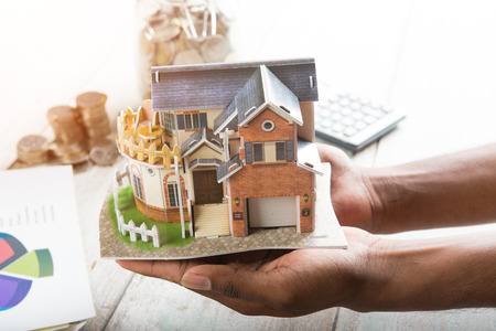 home loan: home loan concept photo